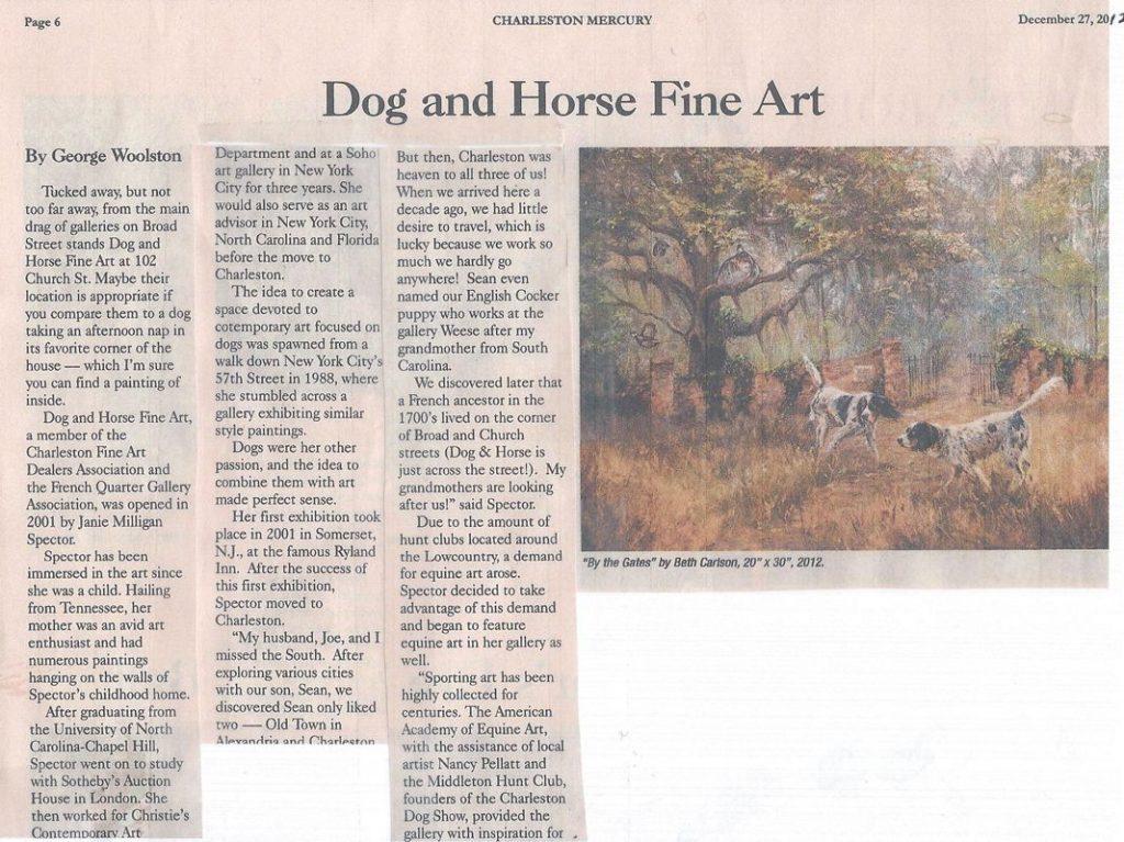 Charleston Fine Art Dealers Association