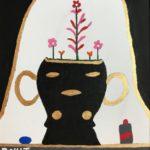 African American art. Charleston Artist, P-NUT, celebrates 65 years